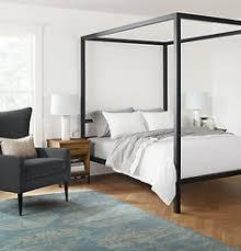 Contemporary Canopy Bed Bedroom Interior Design Ideas 857 Https Www Snowbedding Com