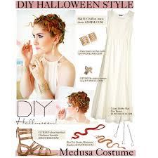 Halloween Costumes Medusa Diy Halloween Costume Medusa Polyvore