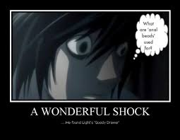 Meme L - top 15 hilarious death note memes myanimelist net