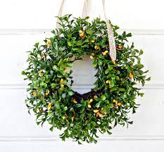 mini boxwood wreath window wreath country cottage wreath boxwood