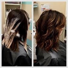 medium length hair with ombre highlights hair highlight trends trendsurvivor