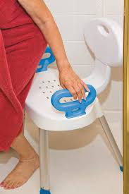 amazon com carex health brands e z bath and shower seat with