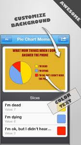 Make A Pie Chart Meme - pie chart meme creator the easiest way to make a meme apps 148apps