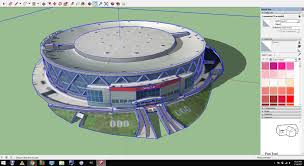 Oracle Arena Map Rip Models From Google Earth Beamng