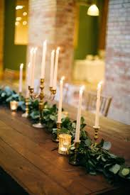 candle runners 90 breathtaking green and flower wedding table runners