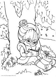 22 Best Rainbow Brite Coloring Pages Images On Pinterest Rainbow The Color Page