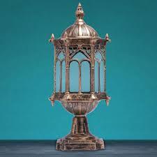 Outdoor Column Light by Online Get Cheap Pillar Lamps Aliexpress Com Alibaba Group