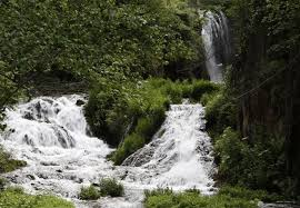 South Dakota waterfalls images Black hills waterfalls jpg