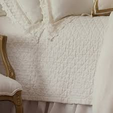 lili alessandra christian white linen pillows u0026 bedding collection