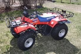 selling a super clean 1990 suzuki lt f250 quad atv for sale