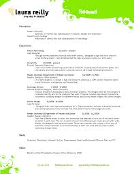 Hairdresser Resume Examples by Hairdresser Resume Skills Resume For Your Job Application
