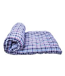 Folding Cot Online Shopping India Cotton Mattress Buy Cotton Mattress Online At Best Prices In