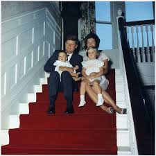 John F Kennedy Jr File President Kennedy And Family President Kennedy Mrs Kennedy