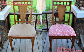 Recovering Dining Room Chair Cushions Dining Room Breathtaking How To Recover Dining Room Chairs