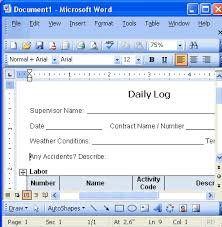 policies procedures and forms project management templates