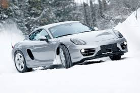 porsche winter new porsche cayman s auto express