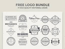 design a vintage logo free 17 free vintage logos freebiesbug