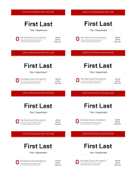 nametag templates the cfaes brand