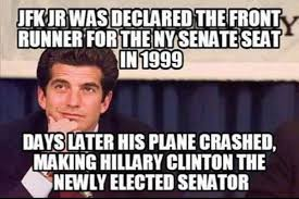 Dying Memes - fact check jfk jr was a u s senate frontrunner before