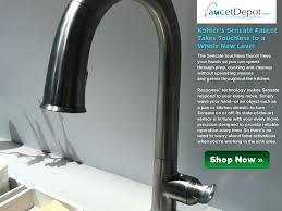 delta touch kitchen faucets delta motion sensor kitchen faucet medium size of kitchen faucet