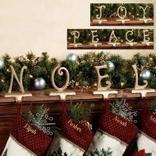 interior u0026 decor stocking holders standing christmas stocking