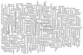 ali edwards design inc blog one little word 2010 word list