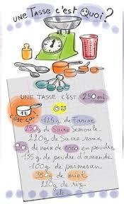 equivalence cuisine 34 best mesures équivalences cuisine images on