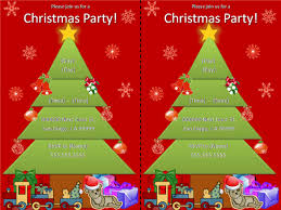 holiday party invitation template powerpoint wedding invitation