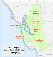 Map Of Greater San Francisco Area by Geo Scope San Francisco Bay Area Regional Center