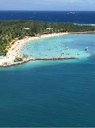 Roatan Map Mahogany Bay Roatan Bay Islands Honduras Cruise Port
