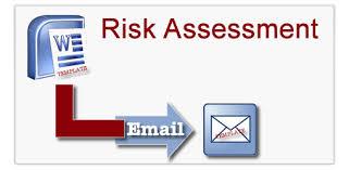 assessment templates risk assessment templates