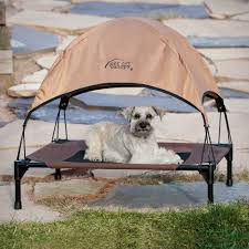 exterior exciting round beige coolaroo dog bed with canopy interesting beige coolaroo dog bed with canopy and cozy unilock pavers