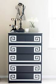 malm dresser hack decals for ikea furniture hack greek key decals for malm