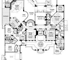 mansion home plans luxury mansion floor plans sater design s luxury home plans