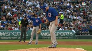 cubs and white sox match hrs but cubs prevail mlb com