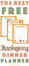 grocery list for thanksgiving dinner thanksgiving thanksgiving menu planningplate planner and