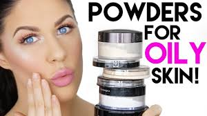 the best setting powders for oily skin youtube