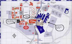 Hofstra Campus Map Amateur Observers U0027 Society Of New York Nassau Community College