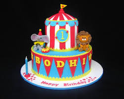 Circus Birthday Decorations The 25 Best Circus Theme Cakes Ideas On Pinterest Circus Theme