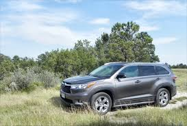 toyota highlander 2015 2015 toyota highlander is family oriented excellence carnewscafe