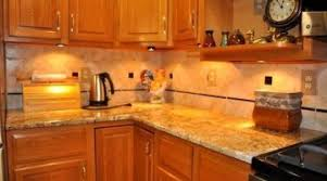 ideas for kitchen countertops and backsplashes ideas kitchen counter backsplash granite countertops