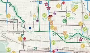 Map Houston Houston Bike Routes Map Indiana Map