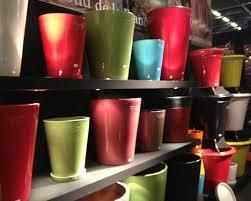 couleur vert celadon vase mazagran couleur verte céladon émaillée d 38xh 46cm poterie