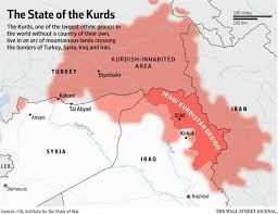 Iraq Map World by Oc Mapping The War On Isis In Syria And Iraq Since The