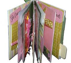 make a photo album make a girl mini album mini scrapbooks
