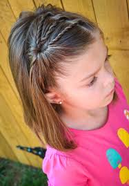 Haircuts For Little Girls Simple Hairstyles For Little Girls Reasons To Skip The Housework