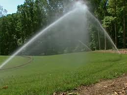 tips on installing a sprinkler system diy
