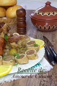 amour de cuisine fr tajine de chignon roulé de poulet a la viande amour de cuisine