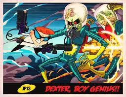 mars attacks dexter u0027s laboratory dyemooch deviantart