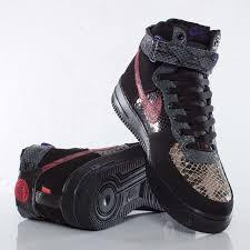 Nike Air Force One Comfort Nike Air Force 1 Hi Comfort Premium 555107 001 Sneakersnstuff